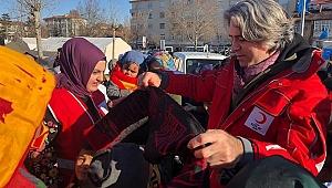 'Bir Atkı Bir Oyuncak' Projesi Elazığ'da