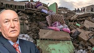 Deprem Uzmanı Övgün Ahmet Ercan: Türkiye ardı ardına deprem haberleriyle sarsılacak