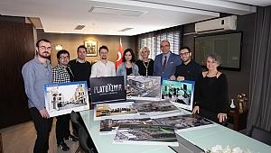 Ege Turizm Merkezi projesine ASİTEM'den tam destek