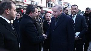 Erdoğan'dan Bergama için beklenen müjdeler