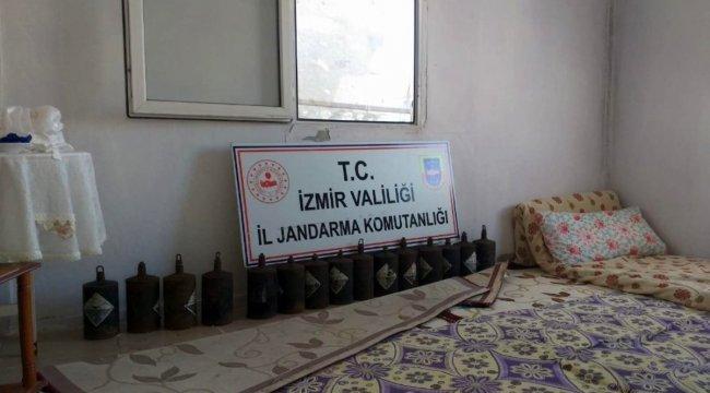 İzmir'de gri civa operasyonu: 8 gözaltı