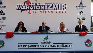 İzmir'de 'Maraton İzmir 2020' organizasyonu düzenlenecek