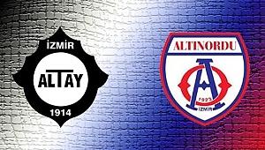 İzmir'de yarın derbi var