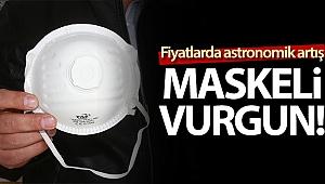 Korona virüsü nedeniyle maskeler karaborsaya düştü