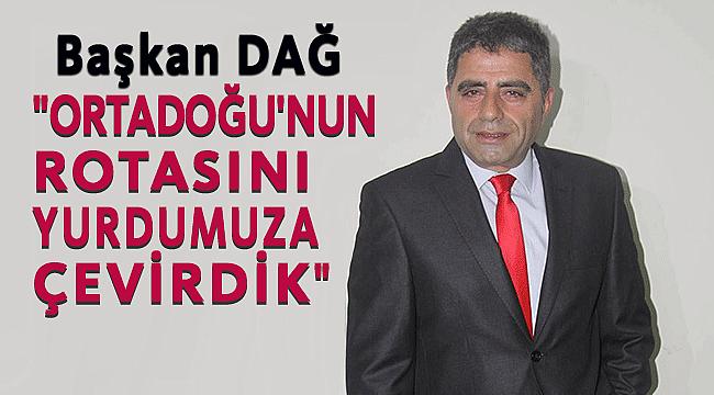 """""""Ortadoğu'nun Rotasını Türkiye'ye Çevirdik"""""""