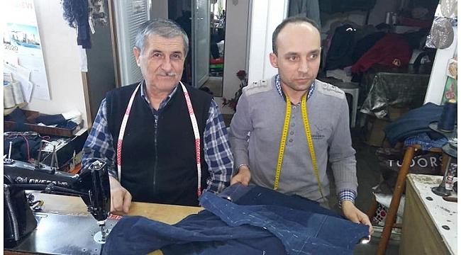 Terzi Mustafa Kaymak'ın Feryadı