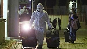 109 kişi Manisa'daki yurtta karantinaya alındı