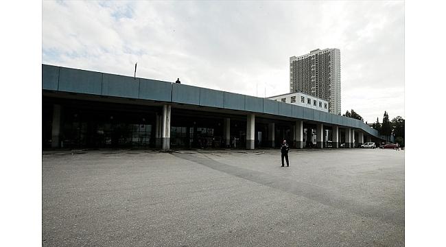 Ege Bölgesi'ndeki terminallerde koronavirüs tedbirleri