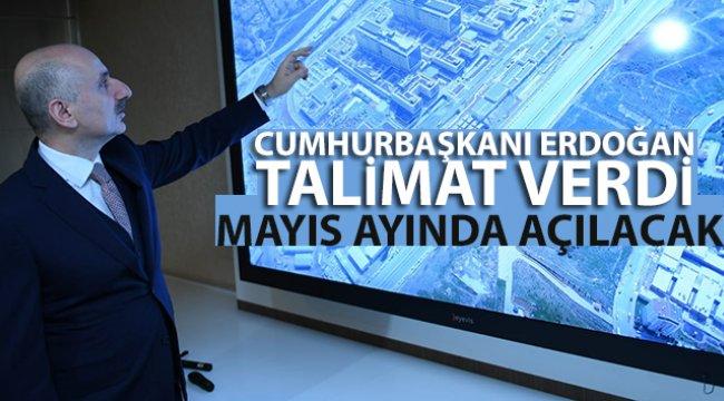 Bakan Karaismailoğlu'dan Başakşehir Şehir Hastanesi açıklaması