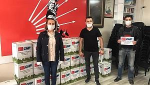 CHP Bayraklı'dan Destek