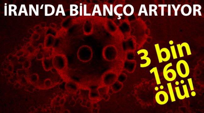 İran'da son 24 saat içerisinde korona virüsünden 124 kişi daha hayatını kaybetti