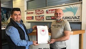 İzmir'de basın mensuplarına