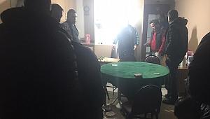 Muğla'da Kumar Operasyonu