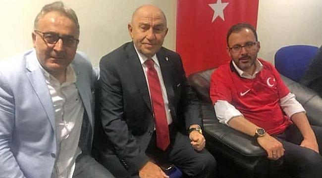 Türk Futbolunun Geleceği UYAFA'nın Elinde Şekilleniyor
