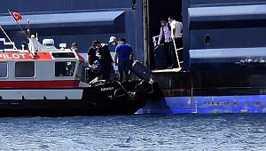 27 Türk personel Bodrum'da tahliye edildi