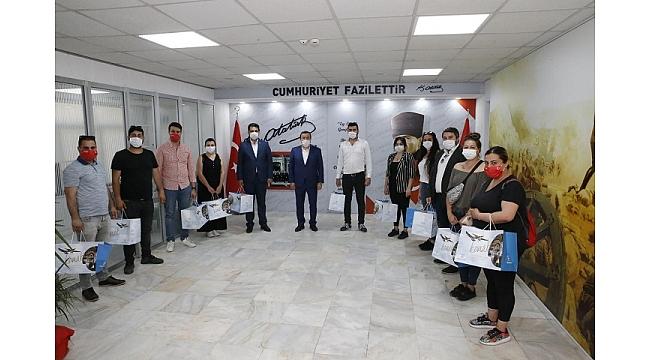Abdül Batur: Gücümüzü gençlerden alıyoruz