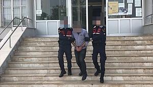 Afyonkarahisar'da aranan şüpheli tutuklandı