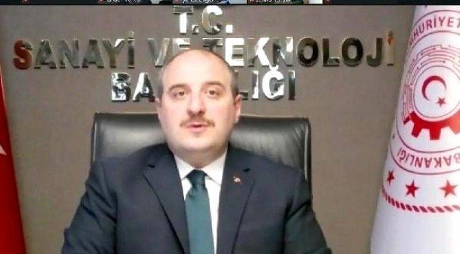 Bakan Varank'tan İzmir'e yatırım müjdesi