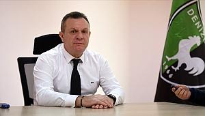 Denizlispor, liglerin yeniden başlatılmasını destekliyor
