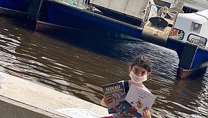 İZELMAN'dan çocuklara 10 bin kitap