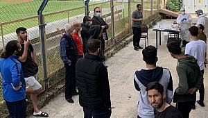 Menemenspor'da Kovid-19 testleri negatif çıktı