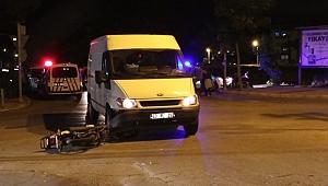 Ödemiş'de Trafik Kazası