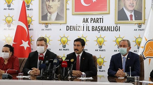Özkan, salgın süreci ve büyüme oranını değerlendirdi: