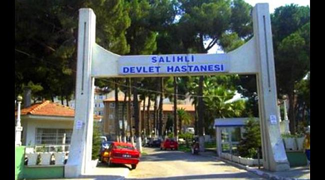 Salihli'de iki apartman karantinaya alındı