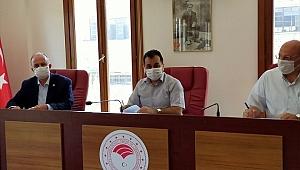 Tire'de zeytin sineğiyle mücadele protokolü imzalandı