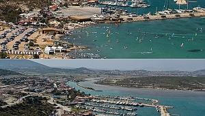 Turizm merkezleri Antalya ile Muğla'da sessizlik hakim