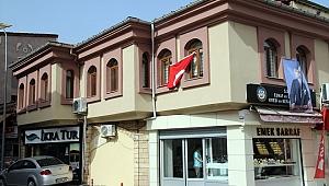 Uşak'ta bir kooperatif binası karantina altına alındı