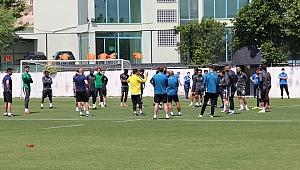 Denizlispor'da Sivasspor maçı hazırlıkları