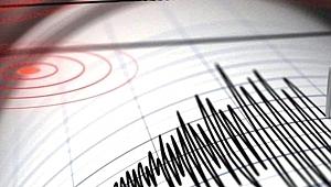 Ege Bölgesi'nde İzmir ve çevresinde güçlü hissedilen bir deprem meydana geldi