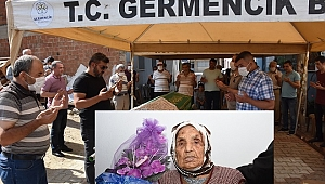 Germencik'in en yaşlısı, 109 yaşında vefat etti
