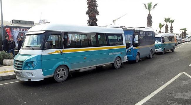 İzmir'de minibüs şoförleri korona virüs testi yaptıracak