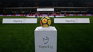Süper Lig'de maç saatlerinde değişiklik