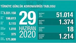 Türkiye'de Kovid-19 tedavisinde son durum