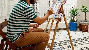 Agoralı Ferhat, Viyana Sanat Akademisi'nde resim eğitimi alacak