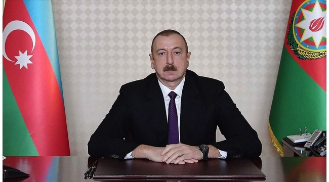 Aliyev: Ermenistan'ın tüm çabaları iflas etti