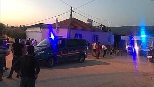 Aydın'da silahlı saldırı: 1 ölü, 1 yaralı