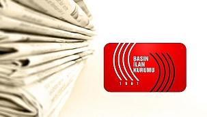 Basın İlan Kurumu ve PTT'den gazetelere indirimli gönderi imkanı