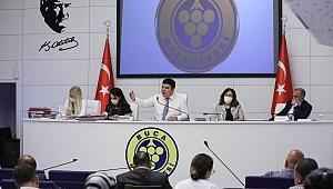 Buca'da pandemi sonrası üst düzey önlemli meclis
