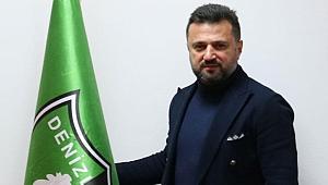 Denizlispor'da Bülent Uygun dönemi sona erdi