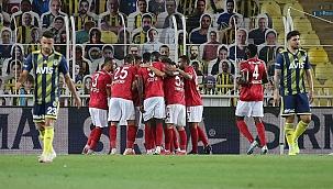 Fenerbahçe yine kayıplarda 1:2