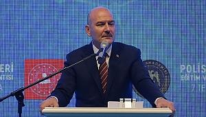 İçişleri Bakanı Soylu'dan 'uyuşturucuya geçit yok' mesajı