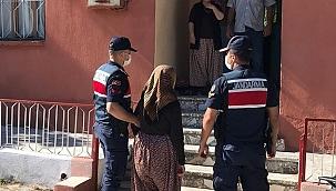 Kayıp alzaymır hastası kadını jandarma buldu