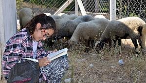 """""""Kitap kurdu Suzan"""""""