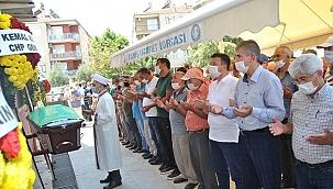 Mehmet Özkan son yolculuğunda uğurlandı