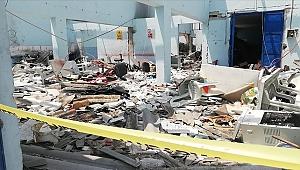Patlamada hayatını kaybedenlerin sayısı 7'ye yükseldi