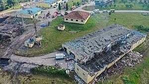 Sakarya'daki patlamayla ilgili yeni gelişme